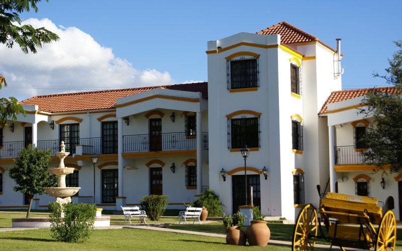Hotelería y hospedajes en Argentina