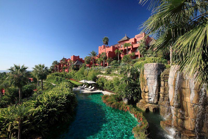 Hoteles de España