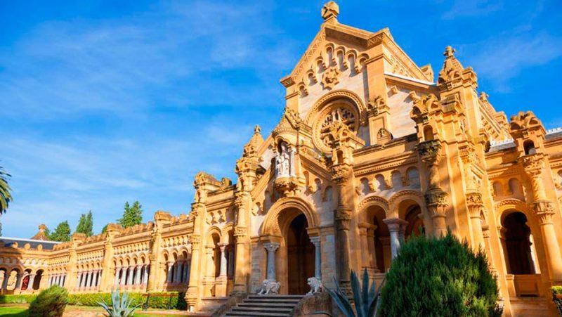 Lugares más visitados en España